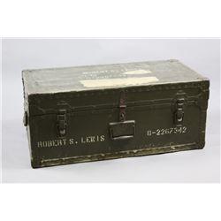 WWII US Footlocker