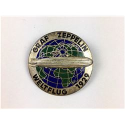 Graf Zeppelin World Flight Commemorative Badge