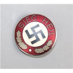 Nazi Sieg Heil Victory Pin