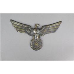 WWII Nazi SS Large Eagle Pin