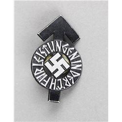WWII German Youth Fur Leistungen in der H.J. Badge