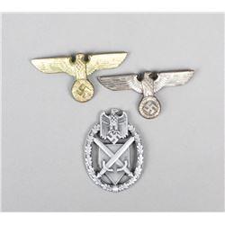Nazi Eagles Pins Badge (3)