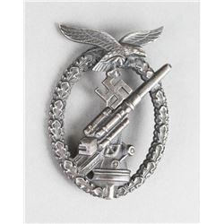 WWII Flak Gun Badge