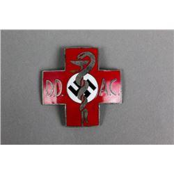 Nazi DDAC Ambulance Badge