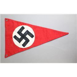Nazi Vehicle Pennant