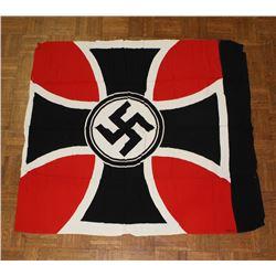 WWII Nazi Veterans Association Flag