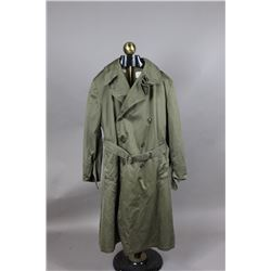 1960's Army Overcoat w/ Liner