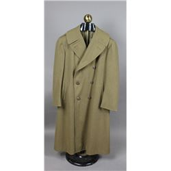 WWII US Army Officer's Overcoat