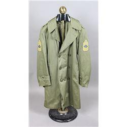 1960's US Army Overcoat