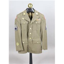 WWII Staff Sgt Jacket