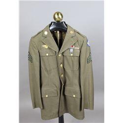 WWII US Army Sgts Uniform
