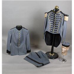1908 New York National Guard Dress Uniform Set