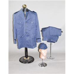 US Air Force Officers Uniform
