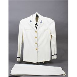 WWII Women's Naval Uniform