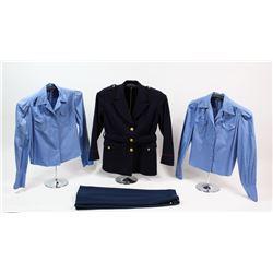4 Piece WAVES Uniform Lot