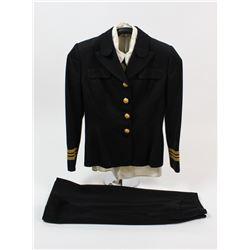 WWII Woman's Naval Uniform