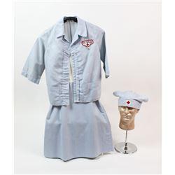 Vintage American Red Cross Women's Uniform