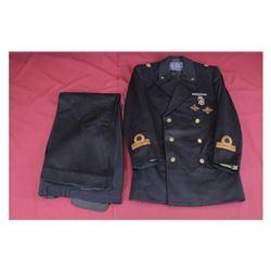 Italian Military Uniform Jacket and Pants