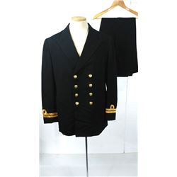 Canadian Navy Officers Uniform Jacket and Pants