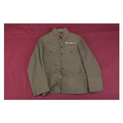WWII Japanese Navy Jacket with Insignia