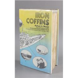Iron Coffins By Herbert A Werner Book