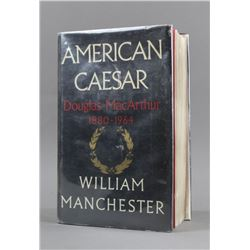 American Caesar By William Manchester Book