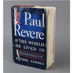 Paul Revere By Esther Forbes Book