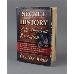 Secret History Of The American Revolution Book