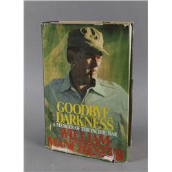 Goodbye Darkness By Wm Manchester Book