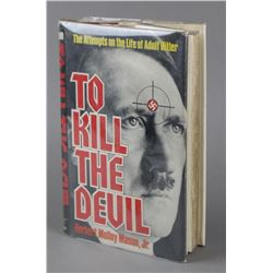 To Kill The Devil by Herbert Molloy Mason Jr Book
