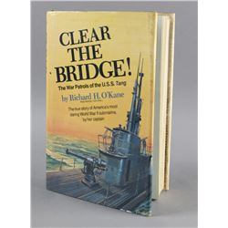 Clear The Bridge By Richard H O'Kane Book