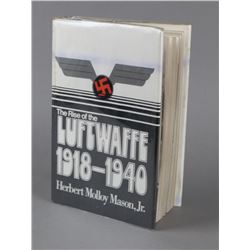 The Rise Of The Luftwaffe 1918-1940 - Book
