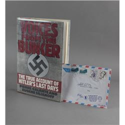 Voices From The Bunker - Book