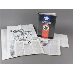 The Nazi Movement In The United States -Book