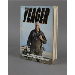 Yeager By Chuck Yeager and Leo Janos Book