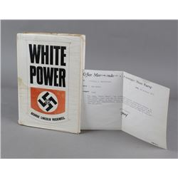 White Power by George Lincoln Rockwell Booktt Koeh