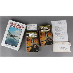 Blond Knight of Germany - 3 Books