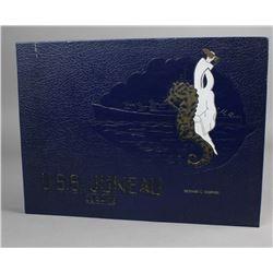 USS Juneau CLAA-199 - Book