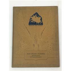 AAF Pilot School Training Book