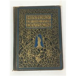 History Of The Seventy Seventh Division - Book