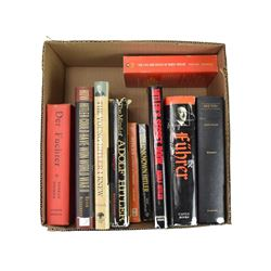 Box Lot of World War II History Books