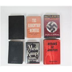 WWII Nazi Hitler & His Apostles Books