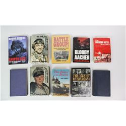 WWII Hardcover Books about the Battle (10)