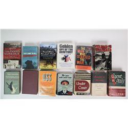 WWII Nazi Hardcover Books (13)