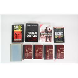 WWII Nazi Books on the Doctors of Third Reich (9)