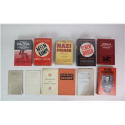 WWII Nazi German Books