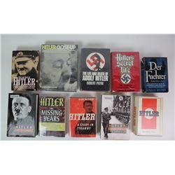 WWII Books on Hitler (10)