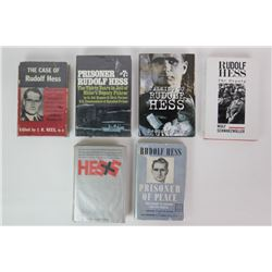 WWII Books about Rudolf Hess