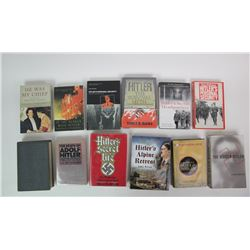 WWII Books About Hitler (12)