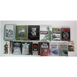 WWII Nazi Military Divisions Books (14)